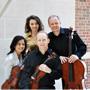 With renowned violinist Nadja Salerno-Sonnenberg.
