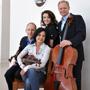 with maestro David Alan Miller